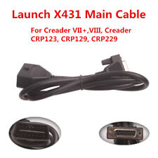 LAUNCH OBD 16 PIN Main Cable For Launch Crp123 CRP129 Creader VII+ Creader VIII