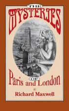 The Mysteries of Paris and London (Victorian Literature & Culture)