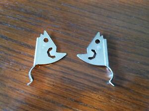 Screen Knife Latch Stainless Steel Andersen (2 pair)