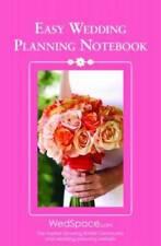 Easy Wedding Planning Notebook - Spiral-bound By Lluch, Alex A. - GOOD