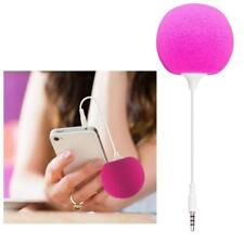 NEW Quikcell Sound Ball Portable Speaker Universal Devices Phones Music Pink