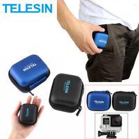 TELESIN Mini Carry Camera Bag Case Box For GoPro Hero SJCAM DJI Action Camera