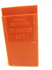 NOS POMONA ELECTRONICS 4386  16 Pin DIP REMOVER. Guaranteed .