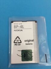 BATTERIE ORIGINALE NOKIA  BP-4L 1500mAh 3600 6760 SLIDE E52 E55 E6-00 E61i AKKU