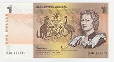 1982 (UNC) ONE DOLLAR $1 NOTE - BRILLIANT CONDITION - R78 Johnston/Stone