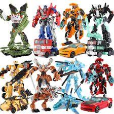 Transformers Optimus Prime Megatron 20 cm Action Figures Oversized Autobots Toys