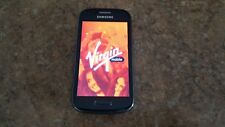 Samsung Prevail 2 SPH-M840 4GB Blue CDMA (Virgin Mobile) Fast Shipping