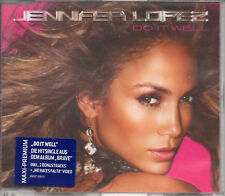 "JENNIFER LOPEZ ""DO IT WELL"" RARE ENHANCED CD MAXI / AS NEW - J.LO - MARC ANTHONY"
