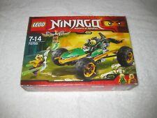 LEGO NINJAGO SET 70755 JUNGLE RAIDER - Used Immaculate Condition FREE POSTAGE