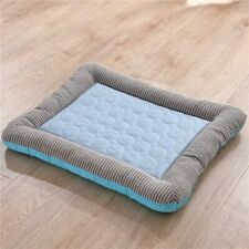 Pet Mat Ice Pad Dog Sleeping For Dogs Cats Kennel Top Quality Cool Cold Silk Bed