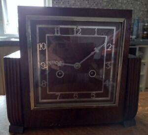 Lovely Art Deco Mantle clock