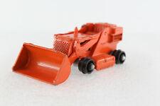 A.S.S Matchbox Drott Excavator 1962 Lesney RW Regular Wheels BPW 58B Orange