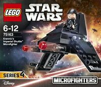 NEW & Sealed LEGO 75163 Star Wars Krennic's Imperial Shuttle Microfighters Set