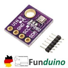Luftdruck- / Feuchte- / Temperatur-Sensor BME280- für Arduino, Raspberry Pi