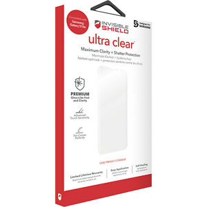 ZAGG SAMSUNG GALAXY S10e INVISIBLESHIELD ULTRA CLEAR GLASS SCREEN PROTECTOR