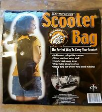 MONGOOSE Scooter Bag Holds most collapsible scooters  new still in the  bag