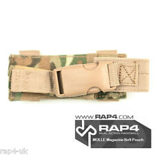MOLLE Pistol Magazine / Knife / Torch Belt Pouch (ECD like Multi-Cam) [C1]