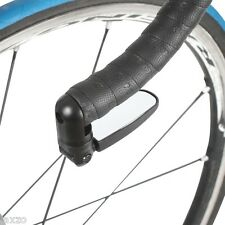 Zefal Spin Road racing  Bike Retractable Bar End Mirror drop down handlebar fit