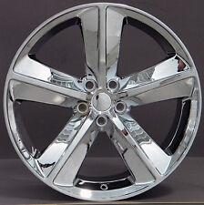 "20"" Dodge Challenger SRT Style Wheel Rim Chrome 20x9 Fits 300 Charger SRT8"