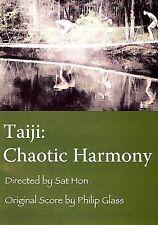 Taiji: Chaotic Harmony (DVD, 2006) NEW
