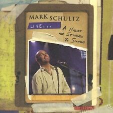 Live A Night of Stories & Songs by Mark Schultz (Vocalist) (CD, Sep-2005) NEW