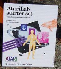 Lab Temperature Starter Kit W/Cart NIB Atari 800/XL/XE