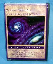 Clásico Espectacular [Concierto DVD; Nuevo]