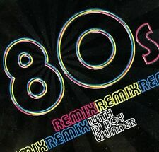 DJ Boy Wunder : 80s Remix CD