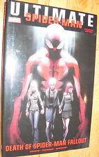 Ultimate Comics Spider-Man Death of Spider-Man Fallout hardcover