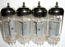 RUSSIAN BEAM TETRODE 6P41S AUDIOPHILE TUBE / VALVE / Röhre 4pcs all-1989 NEW