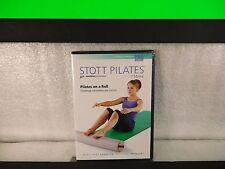 STOTT PILATES Pilates on a Roll  on  dvd new sealed