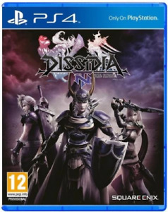 Dissidia Final Fantasy NT PS4 Same Day Dispatch 1st Class Super Fast Delivery