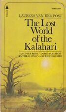 B0007Fc37G The lost world of the Kalahari