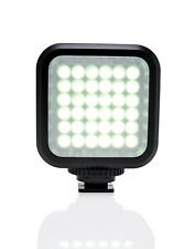 Opteka VL-5 LED Studio Travel Video Light for Digital DSLR Camera & Camcorders
