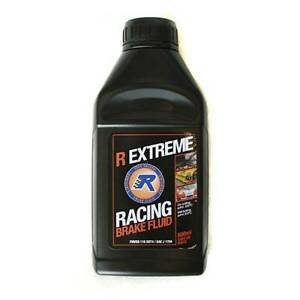 R-Extreme Racing Brake Fluid 500ml - Very high Boiling Point!
