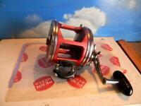 PENN/TIBURON SENATOR 114H-6/0 BIG GAME FISHING REEL WITH TIBURON FRAME,CLAMP #1