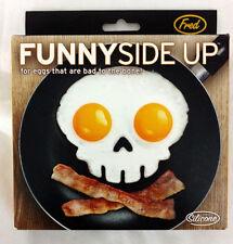 Funnyside Up Skull Egg Shaper Breakfast Home Silicone Mold Kitchen Gadget Gift