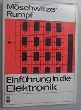 Introducción a la electrónica ~ möschwitzer, casco 1986