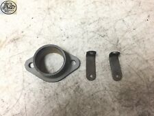 1980 CAN AM QUALIFIER 250  EXHAUST FLANGE W/ CLIPS OEM