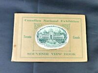 1927 Canadian National Exhibition, Toronto, Canada Souvenir View Book