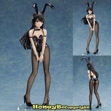 Rascal Does Not Dream of Bunny Girl Senpai Mai Sakurajima 1/4 Figure Bunny Ver.