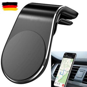 Universal Auto Magnet Telefonhalter Kfz Lüftungsschlitze Smartphone Halterung DE