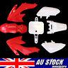 RED Plastics Guard Fairing Fender Kit CRF50 70cc 125cc PIT PRO Trail Dirt Bike