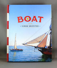 Boat by Simon Griffiths - Brand New Hardback
