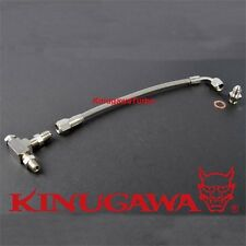 Kinugawa Turbo Oil Feed Line Kit fit VOLVO / SAAB w/ Stock TD04L TD04HL 12 x 1.5