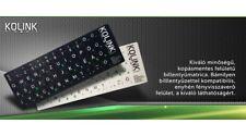 Magyar Billentyűzet matrica - Hungarian Keyboard Stickers - Label
