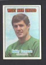 SUN-SOCCERCARDS FOOTBALL-#0406 WEST HAM BOBBY FERGUSON