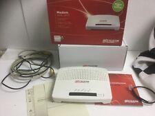 MODEM ADSL+ WI-FI N - TELECOM ITALIA - TECHNICOLOR 721744 - USATO SENZA ALIMENTA