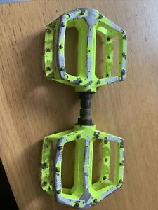 DMR flat pedals, Fatty's Flatties. BMX, MTB
