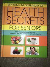 Bottom Line's Treasury of Health Secrets for Seniors-1937 Remarkable Secrets New